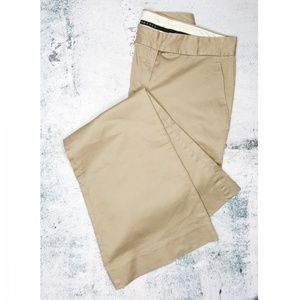 Theory Flare Leg Trouser Pants
